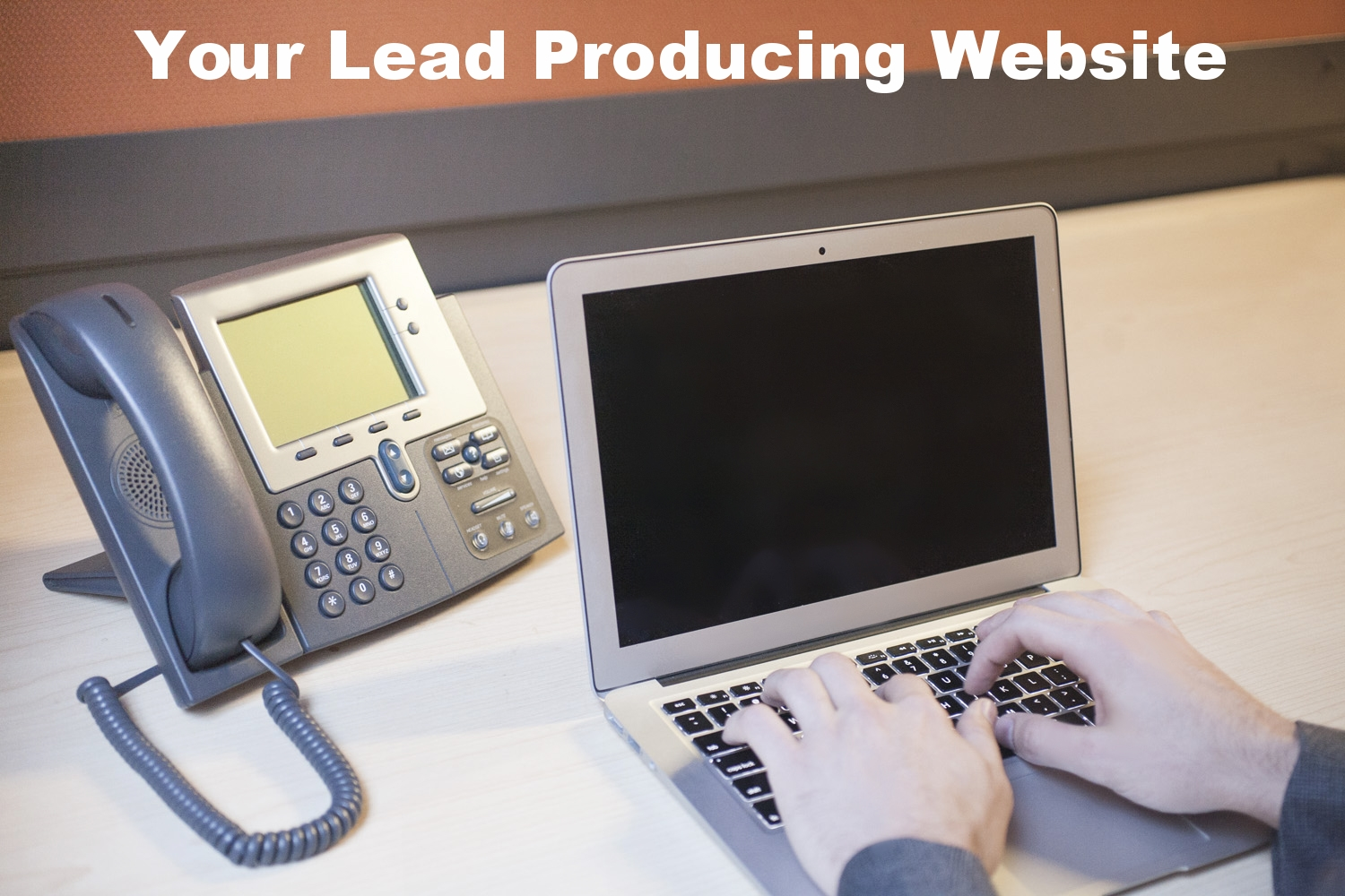 4 Elements of A Lead Producing Website